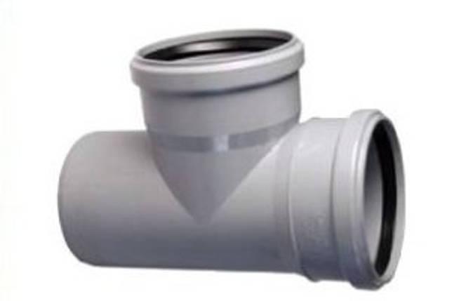 Тройник 110×110 мм