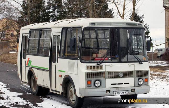Маршрутный автобус ПАЗ 32054