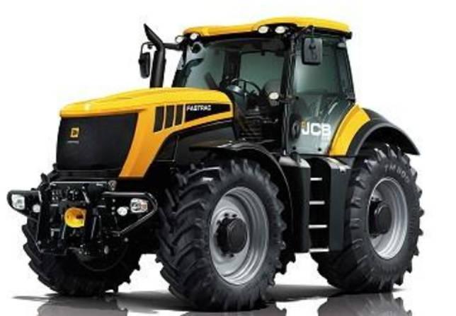 JCB трактор